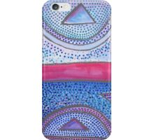 Visualisation (pink) iPhone Case/Skin