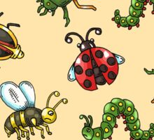 Insect Pattern Sticker