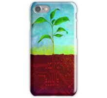 Green Technology iPhone Case/Skin