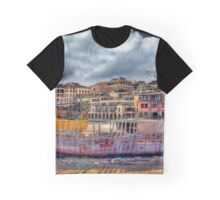 Jaffa - Sunrise over the Old City Graphic T-Shirt