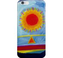 Sun Salutation iPhone Case/Skin