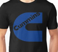 Cummins Blue Unisex T-Shirt