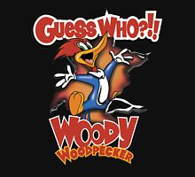 Woody Woodpecker 70's 80's cartoon kids TV Unisex T-Shirt