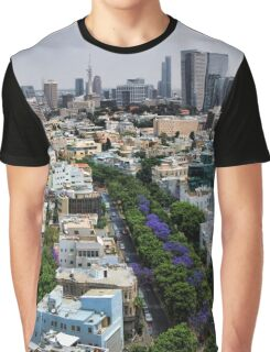 Rothschild boulevard season change Graphic T-Shirt