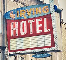 Chicago's Irving Hotel by Kadwell