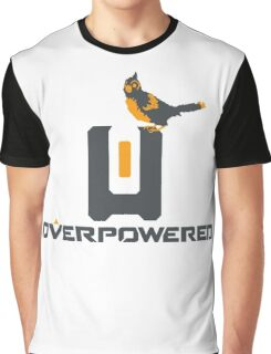 OverPowered Bastion and Ganymede Graphic T-Shirt