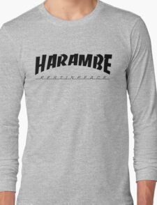 HARAMBE VINTAGE COLLECTION Long Sleeve T-Shirt
