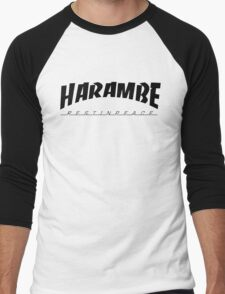 HARAMBE VINTAGE COLLECTION Men's Baseball ¾ T-Shirt