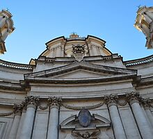 Roman Church Building by cailinB