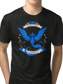 Pokemon Go Team Mystic Revision Tri-blend T-Shirt