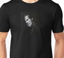 Jeff Bridges - Abstract Study Unisex T-Shirt