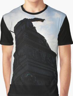 Statue Graphic T-Shirt