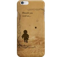 The Labyrinth inspired design (Hoggle). iPhone Case/Skin