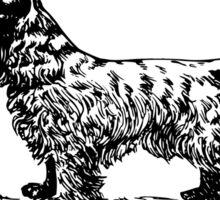 I Love My Cocker Spaniel Dog Sticker