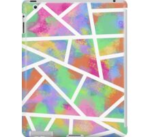 Colorful mess iPad Case/Skin