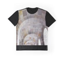 Arched Ceiling Graphic T-Shirt