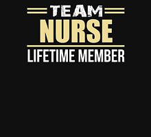 Team NURSE Lifetime Member Unisex T-Shirt