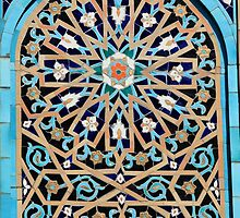 Arabic mosaic ornament by mrivserg