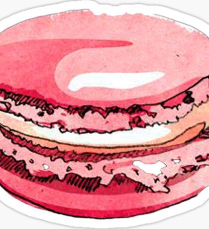 Love macarons #YUMMY Sticker