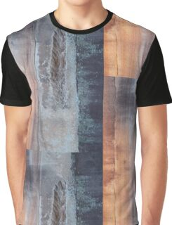 Colored Rocks Graphic T-Shirt