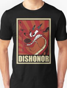 Dishonor Unisex T-Shirt