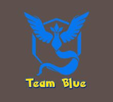 Team Blue Mystic Pokemon Go Unisex T-Shirt