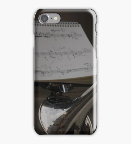 London in the Horn 2  iPhone Case/Skin