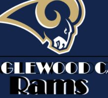 Los angeles Rams Sticker
