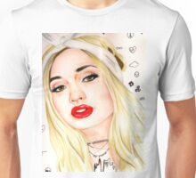Pia Mia Tumblr Symbols Art Drawing Unisex T-Shirt