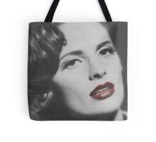 Stana Katic as Marilyn Monroe Tote Bag