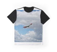 Boeing 727s For Cleaning Up Oil Spills  Graphic T-Shirt