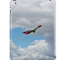 Boeing 727s For Cleaning Up Oil Spills  iPad Case/Skin