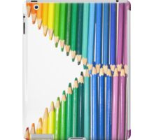 Pencil Zip iPad Case/Skin