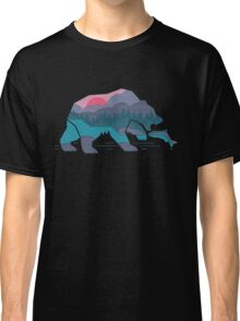 Natural bear Classic T-Shirt