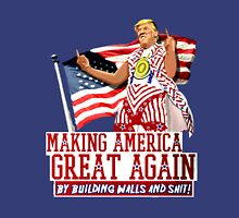 Making America Great Again! Donald Trump (IDIOCRACY) Unisex T-Shirt