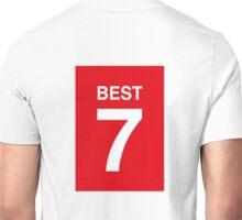 GEORGE BEST Unisex T-Shirt