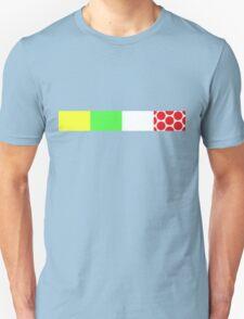 Bike Stripes Tour de France Jerseys T-Shirt