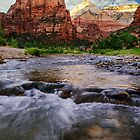Zion National Park by jswolfphoto