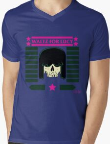 The Loud House - Waltz For Lucy Mens V-Neck T-Shirt