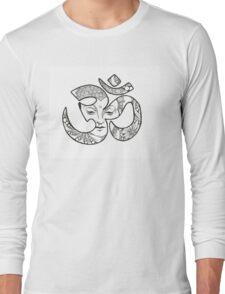 Om Buddha Long Sleeve T-Shirt