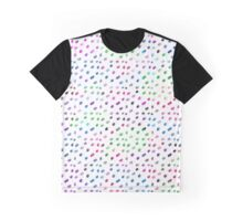 Colorful swatches Graphic T-Shirt