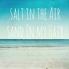 Salt in the Air by Debbra Obertanec