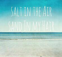 Salt in the Air by Debbra Obertanec