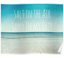 Salt in the Air Poster