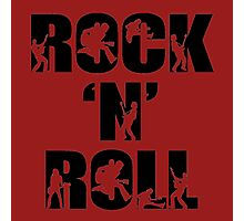 rock and roll Photographic Print