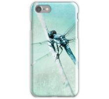 Blue Dragon Fly iPhone Case/Skin