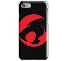 Thundercats movie cartoon logo iPhone Case/Skin