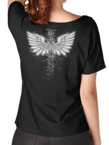 Winged backbone Women's Relaxed Fit T-Shirt