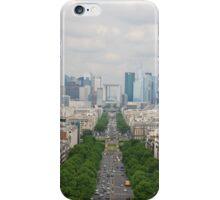 Paris 8 iPhone Case/Skin