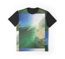 Back Of WAVE Graphic T-Shirt